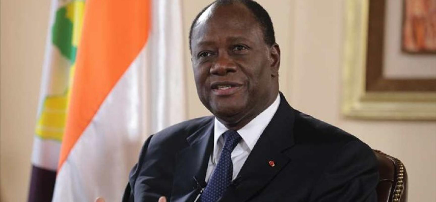 Alassane Ouattara à la Nation