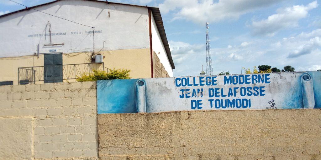 Collège Moderne Jean Delafosse de Toumodi